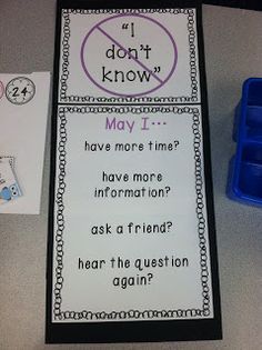 I don't know...chart First Grade Fabulosity