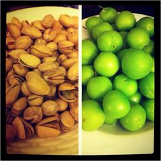 Syrian summer nights snacks and memories <3