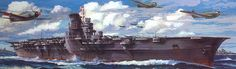 Taiho, Japanese Heavy Carrier