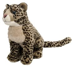 Sitting Snow Leopard at theBIGzoo.com, a toy store that has shipped over 1.2 million items.