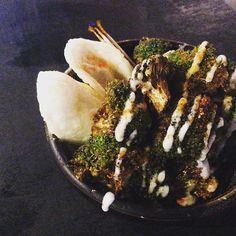 The Golden Aburi the best brocolli dish I have tried & it comes with a guarded secret recipe & even taste like pork XD Bistro Restaurant, Brocolli, Things To Come, Good Things, Secret Recipe, Cebu, Acai Bowl, Pork, Dishes