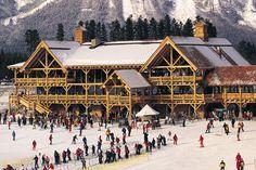 Ski Lake Louise, AB