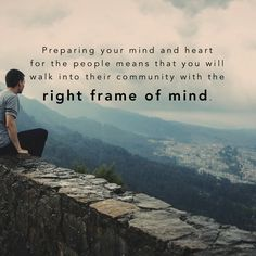 Ask yourself these questions to prepare your mind and heart before your international mission trip