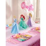 Hallmark Party Disney Princess Set the Scene 4-for-$15 Value Bundle: Party Supplies : Walmart.com