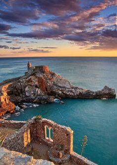Ligurie, Italy