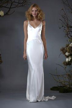 Elizabeth Fillmore Bridal Fall 2014