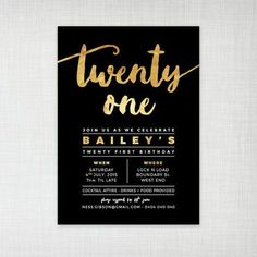 Birthday Invitation Templates New Free Printable Birthday Invitations Wording – Bagvania Birthday Party Invitation Wording, 21st Birthday Invitations, Gold Invitations, Digital Invitations, Invitation Ideas, Invitation Cards, 21st Birthday Quotes, Birthday Gifts For Teens, Birthday Parties