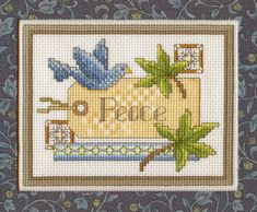 """A Beautiful Peace Label 