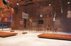 Risonanze IV - Mostra strumenti antichi - Accademia Nazionale di Santa Cecilia - con Studio Origoni e Steiner - Auditorium Parco della Musica - Krea allestimento