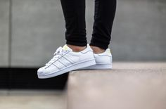 Adidas Superstar Pharrell Supershell - Instant classic, there are plenty fakes around. Checkout the 29 step guide on spotting fakes from goVerify.it