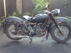 K-750 DNEPR M with sidecar, requiring renovation £2600 Motorcycle For Sale