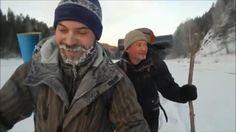 Длинные ночи реки Чусовой (2015) жизнь в зимовье