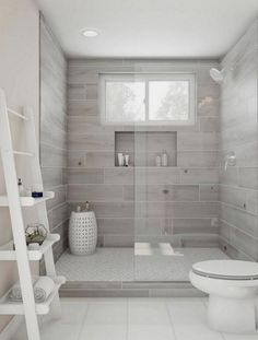 Bathroom Ideas Discover DreamLine Enigma-X 68 in. to 72 in. x 76 in. Frameless Sliding Shower Door in Polished Stainless - The Home Depot Modern Bathroom Decor, Bathroom Interior Design, Small Bathroom, Master Bathroom, Bathroom Ideas, Bathroom Vanities, Bathroom Storage, Bathroom Gallery, Bathroom Bin