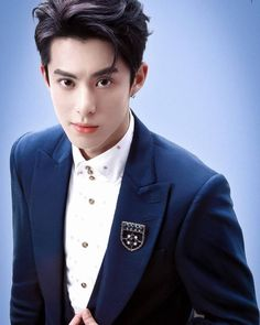 A man must look good in both formal and informal/casual look. And is setting goals for all handsome man over there. Meteor Garden Cast, Meteor Garden 2018, Asian Actors, Korean Actors, Kris Wu, Chinese Boy, Actor Model, Asian Men, Handsome Boys