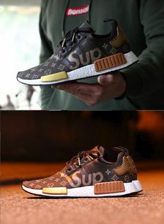 42f2cc005d09 Supreme x Louis Vuitton NMD The adidas NMD R1 is arguably the most popular  sneaker silhouette from