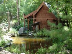 Crystal Cove Bed & Breakfast and Luxury Log Cabins - Branson, Missouri, Cory and I were married here 6/25/2011... The owners are dear friends of ours and made our wedding day so special