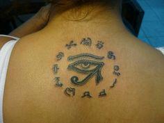 ojo de horus tatuaje muñeca - Buscar con Google