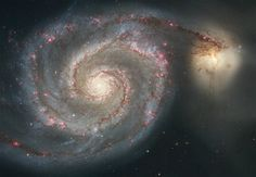 Image: Whirlpool Galaxy (© NASA/ESA/AP)