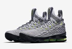 a68553370226 Nike LeBron 15 Neon LeBronWatch Air Max 95 Neon - Sneaker Bar Detroit Air  Max 95