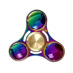 Amazon.com: Leezo Hand Spinner Toys 3D card Smoothly Fast Figit Premium quality EDC Focus Toy Perfectly Fits inside the Pocket Spins: Toys & Games