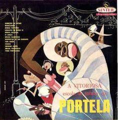 Candeia, Monarco, Manacéia, Casquinha - A Vitoriosa Escola De Samba Da Portela (Vinyl, LP, Album) at Discogs