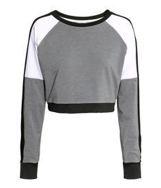 H&M träningströja - är nog fin till jeans med