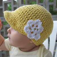 Free patterns for crocheted baby hats. Marlow's head is going to be the best dressed in baby daycare!