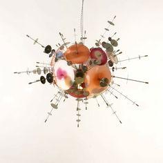 Metal & glass art