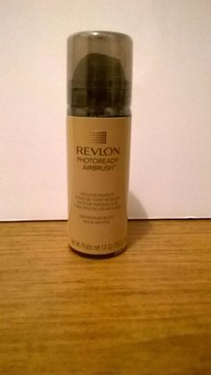 REVLON PHOTOREADY AIRBRUSH MOUSSE MAKEUP 050 MEDIUM BEIGE (NEW) #Revlon