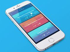 モバイルアプリのUI設計に大切な、7つの基本アニメーションまとめ                                                                                                                                                                                 もっと見る