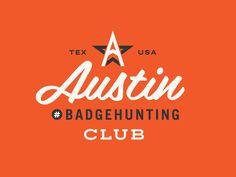Austin Badgehunting Club by Allan Peters