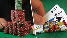 Blackjack is one of the world's most popular card games in casinos. No wonder that countless betting experts often analyze the particular game of Blackjack. T Play, Games To Play, Probability Games, Player Card, Make An Effort, Play Online, Casino Games, Slot Machine, Online Casino