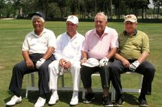 The Big Four-Trevino, Player, Palmer and Nicklaus