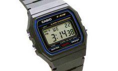 薄い・軽い・安い! チープカシオ F-91W-1徹底レビュー! | カシオ腕時計マニアックス