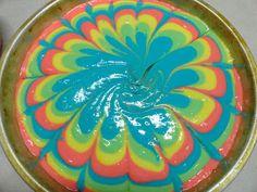 chellymartelli: Tie Dye Cake