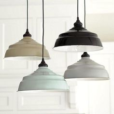Update your kitchen with these standout lighting fixtures.