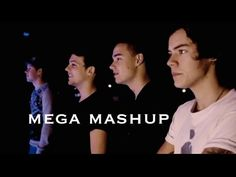 Watch this whole video. It's my favorite Mashup now obviously (bc it has most of my favorite songs in it :D)<<pin now. watch later.