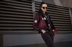 Street Fashion- The Dark Side #streetstyle