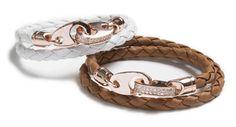 Luster Leather Bracelet