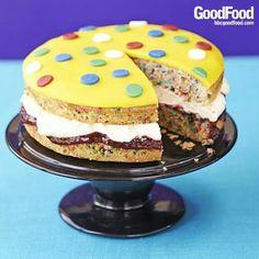 Children in need cake, looks yum!