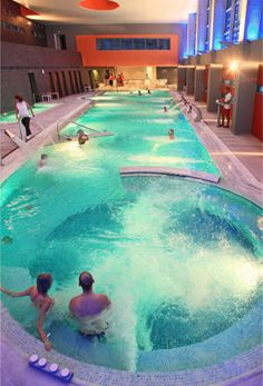 Loutraki Thermal Spa | http://howtomakespaproductsathome.blogspot.com