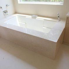 Undermount Tub Bathroom Living Pinterest Tubs