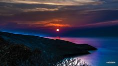 Sunset in #Serifos produces amazing colours  Photo by Nikos Atlidakis