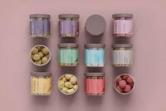 Dessert Packaging, Bakery Packaging, Cookie Packaging, Pretty Packaging, Packaging Design, Branding Design, Packaging Ideas, Branding Ideas, Diy Food Gifts