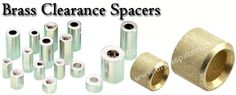 We provide precision quality of #BrassCircularClearanceRoundSpacers, #BrassRoundClearanceSpacer, #BrassMaleMaleStandoffs, #BrassFemaleFemaleStandoff and many more.Visit @ http://www.brassspacers.com/product/brass-clearance-spacers/