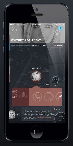The first truly private and safe system for geolocation of your loved ones. Live In The Now, Fall 2015, Phone, Behance, Design, Collection, Telephone, Mobile Phones