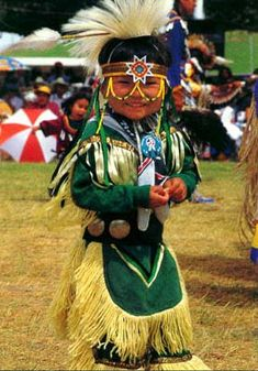 tiny dancers | Tiny Tot Grass Dancer
