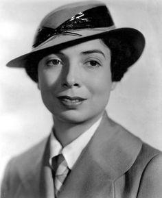 Sara Haden (1899-1981) The Bishop's Wife