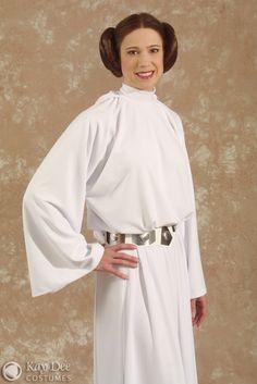 Princess Leia Costume  sc 1 st  Pinterest & The Quickest Easiest. u0026 Least Expensive way to make Princess Leia ...