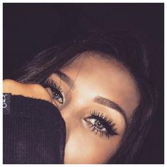 Gorgeous makeup idea eyebrows on fleek Pretty Makeup, Love Makeup, Makeup Inspo, Makeup Inspiration, Eyebrows Goals, Eyebrows On Fleek, All Things Beauty, Beauty Make Up, Hair Beauty